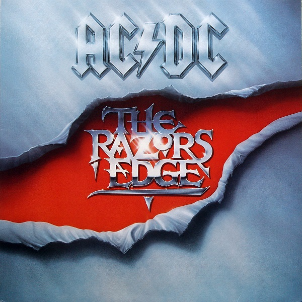 AC/DC - The Razor's Edge - Mr Vinyl