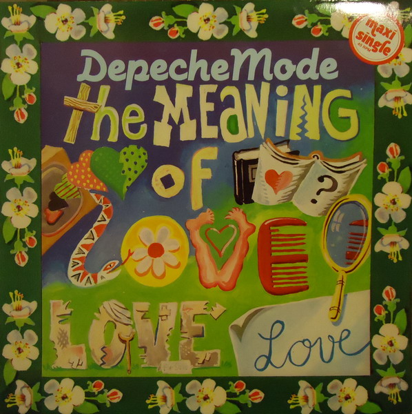 Depeche Mode - Love In Itself · 2