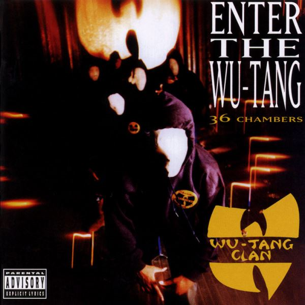 Wu Tang Clan Enter The Wu Tang 36 Chambers Mr Vinyl