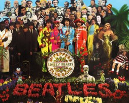 beatles sgt peppers lonely heart club