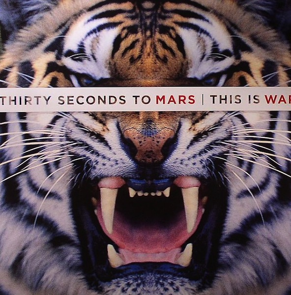 thirty seconds to mars this is war