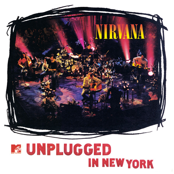 Nirvana - MTV Unplugged In New York - Mr Vinyl