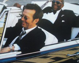 bb king riding with the king