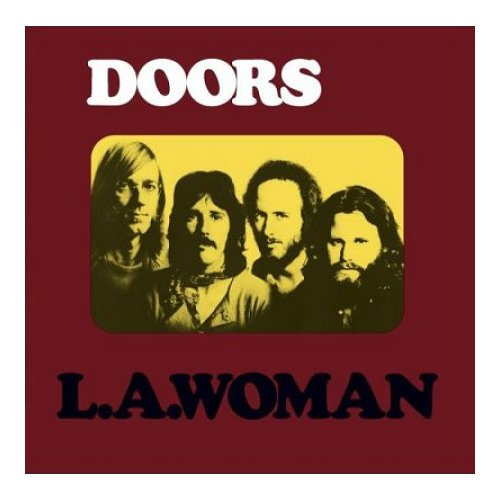 Doors The L A Woman Mr Vinyl