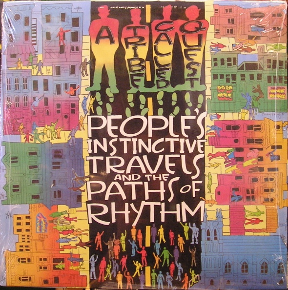 A Tribe Called Quest People S Instinctive Travels And