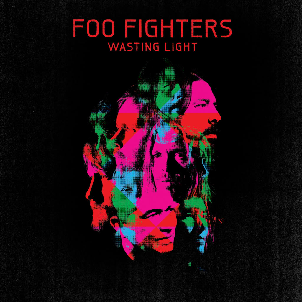 foo fighters wasting ligjt
