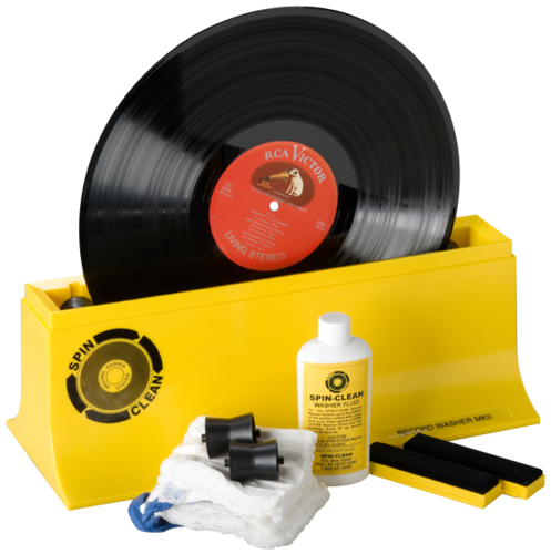 Spin Clean Record Washer Mkii Starter Kit Mr Vinyl