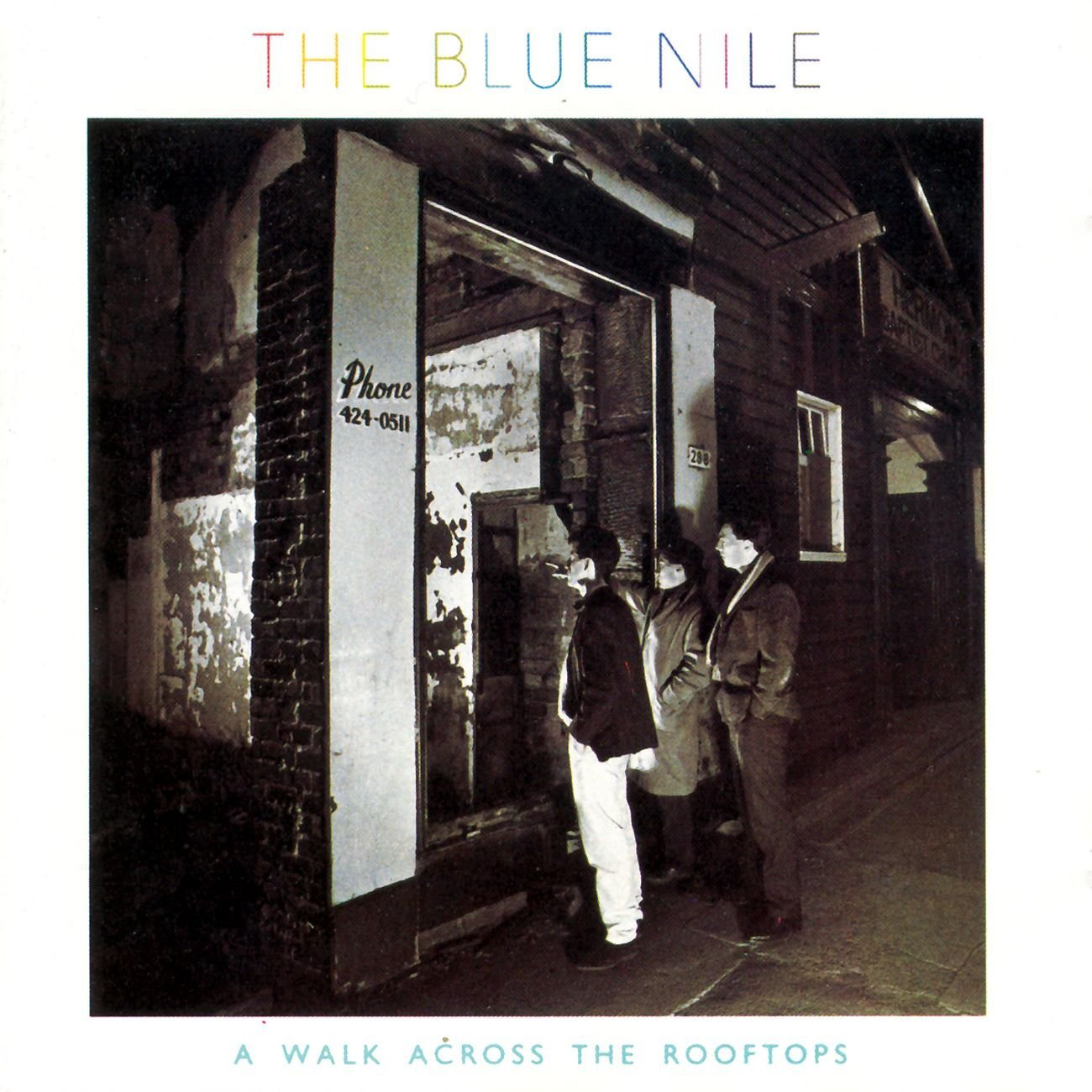 Blue Nile The A Walk Across The Rooftops Mr Vinyl