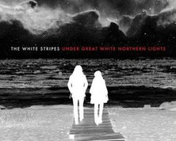 the white stripes under great