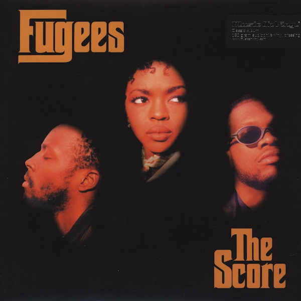 Fugees The Score 2lp Mr Vinyl