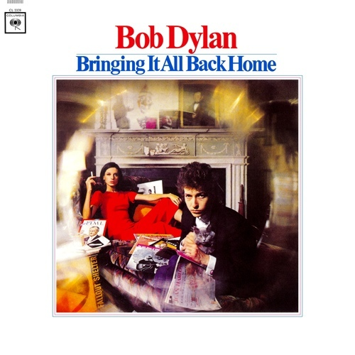 bob dylan bringing it all home