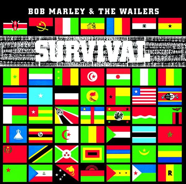 Bob Marley Amp The Wailers Survival Mr Vinyl