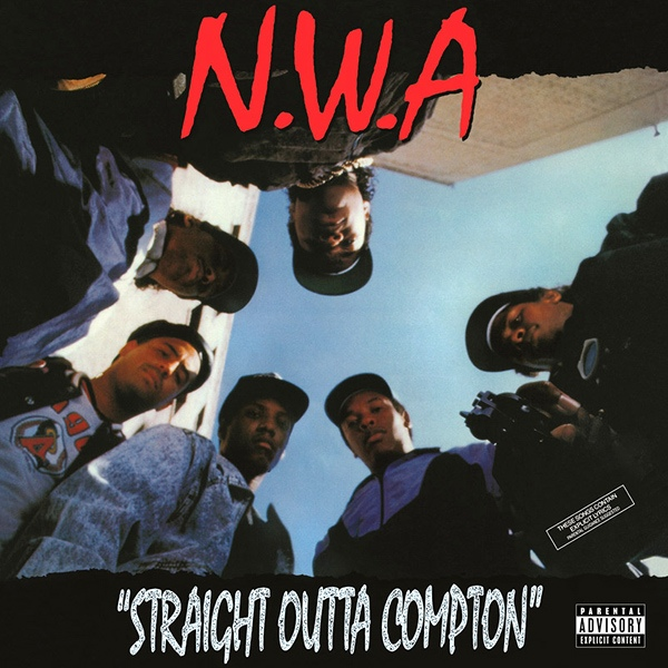 N W A Straight Outta Compton Mr Vinyl