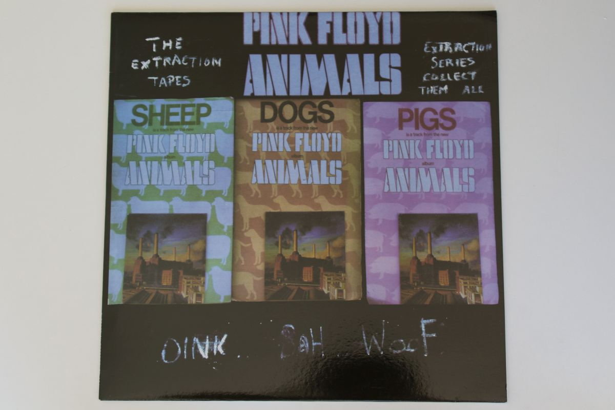 Pink Floyd - Animals (The Extraction Tapes)