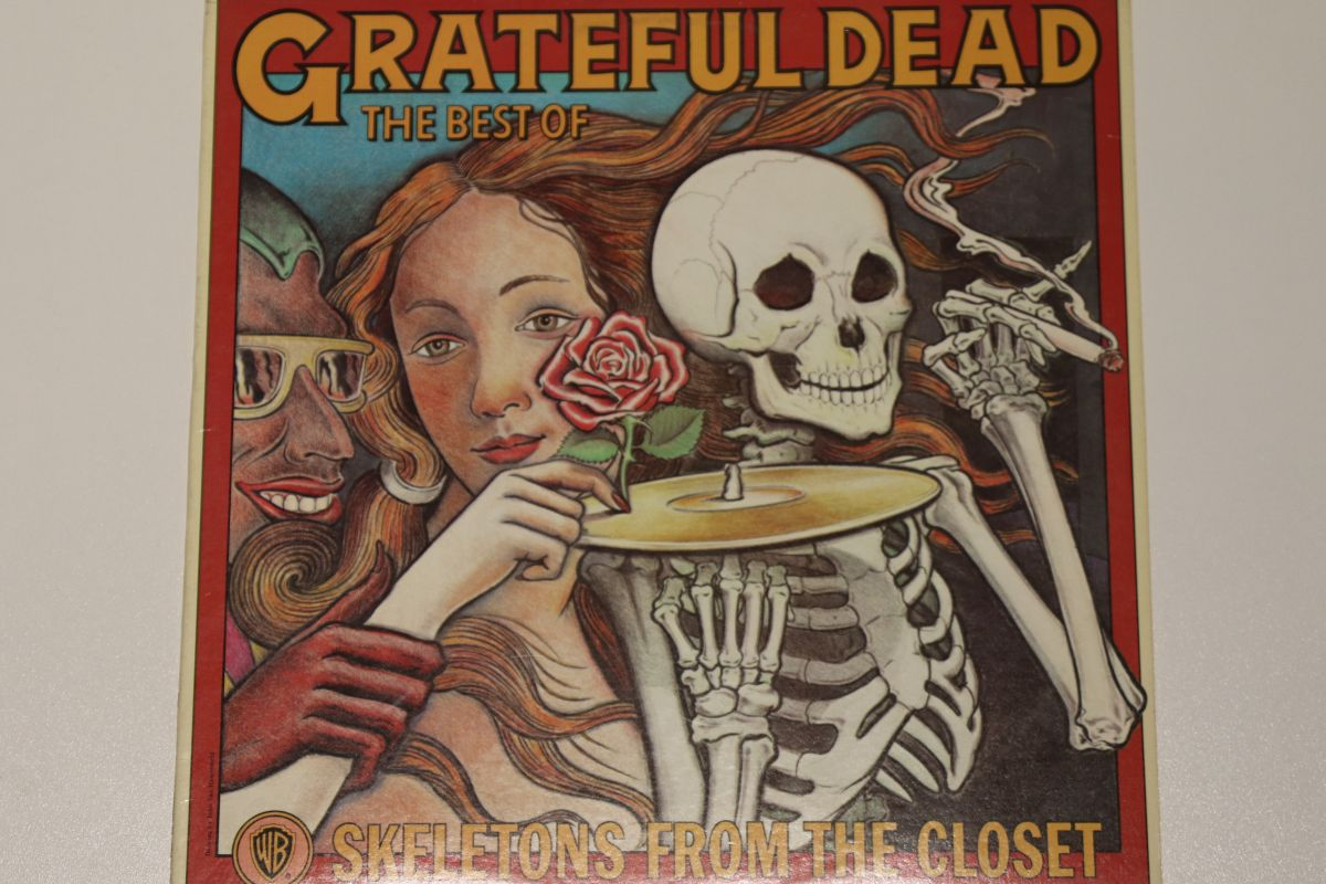 The Grateful Dead The Best Of The Grateful Dead