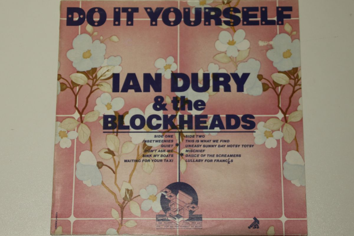 Ian dury and the blockheads do it yourself vgvg mr vinyl ian dury and the blockheads do it yourself vgvg solutioingenieria Images