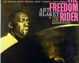 art blakey the freedom rider