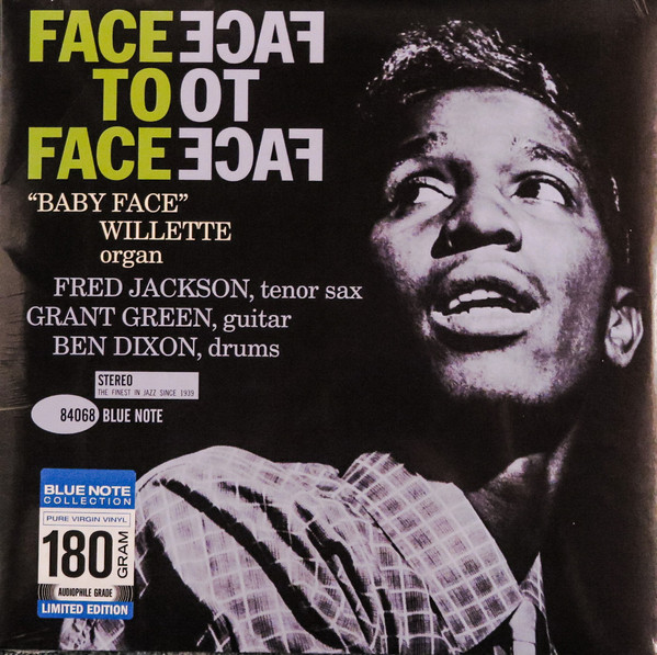 baby face willette face to face