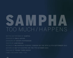 sampha too much happens