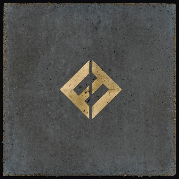 foo fighters concrete but gold