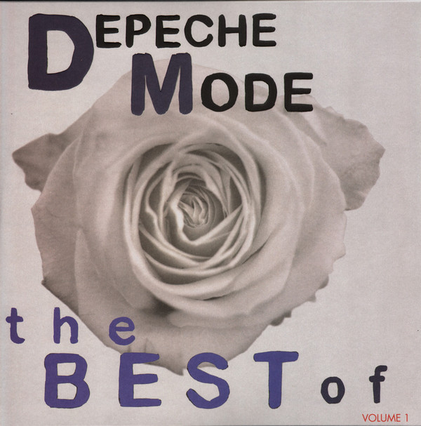 depeche mode the best of