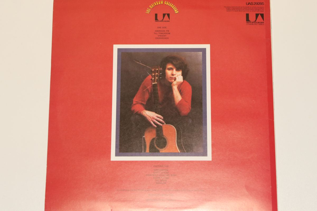 don mclean american pie vg mr vinyl. Black Bedroom Furniture Sets. Home Design Ideas