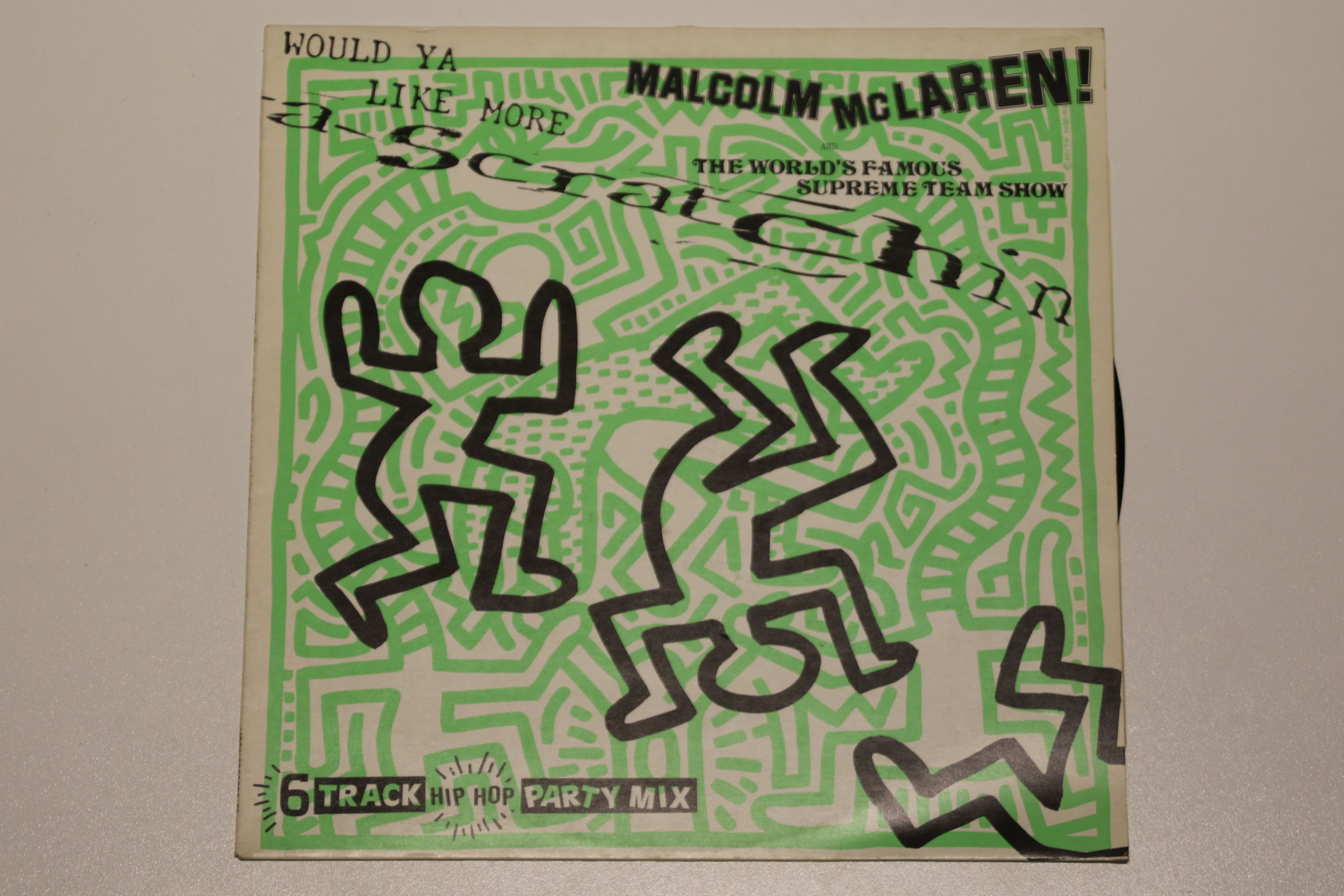 Malcolm McLaren and the World's Famous Supreme Team Show - Would Ya