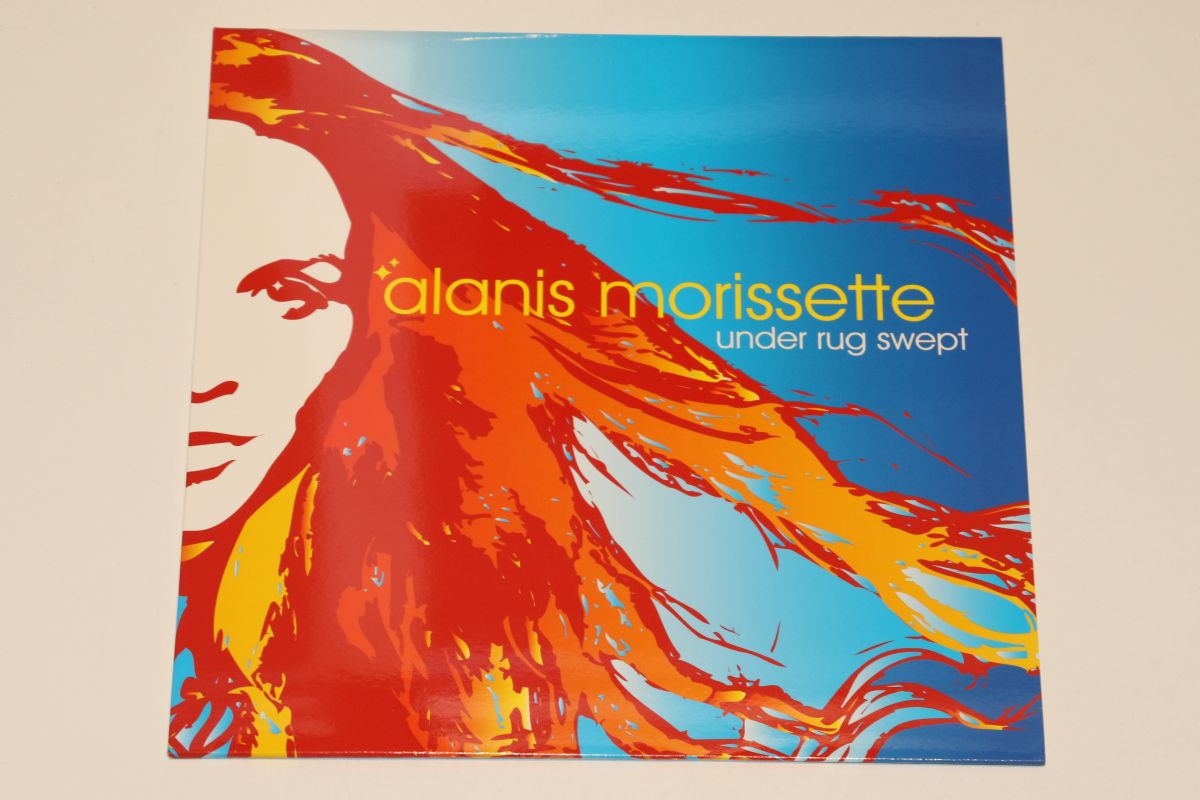 Alanis Morissette Under Rug Swept Vg Mr Vinyl