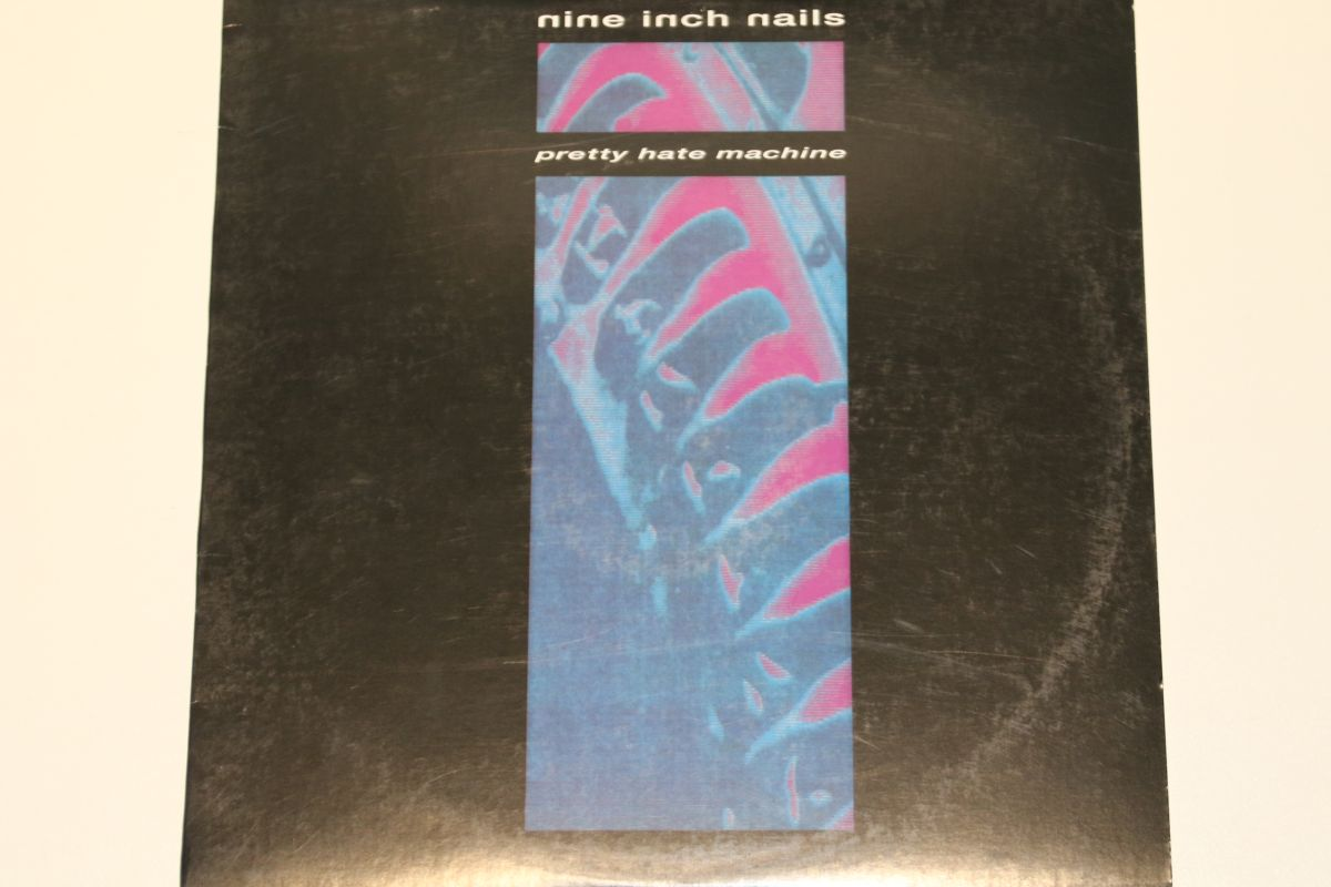 Nine Inch Nails - Pretty Hate Machine (VG+) - Mr Vinyl