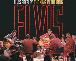 elvis the king in the rin