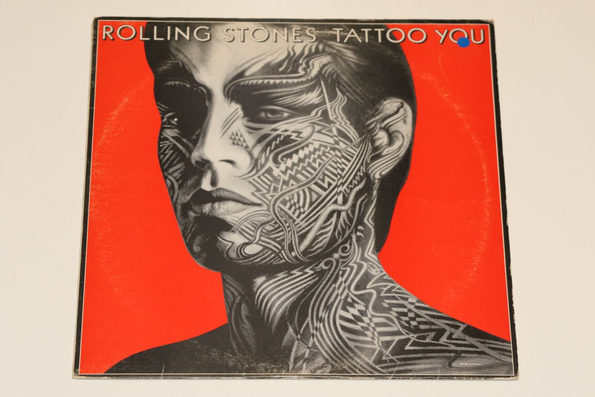 The Rolling Stones Tattoo You Gvg