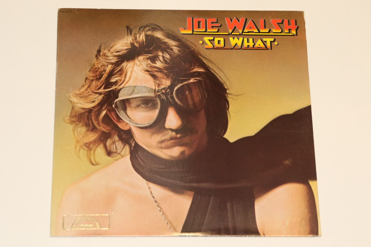 Joe Walsh - So What (VG+/VG)