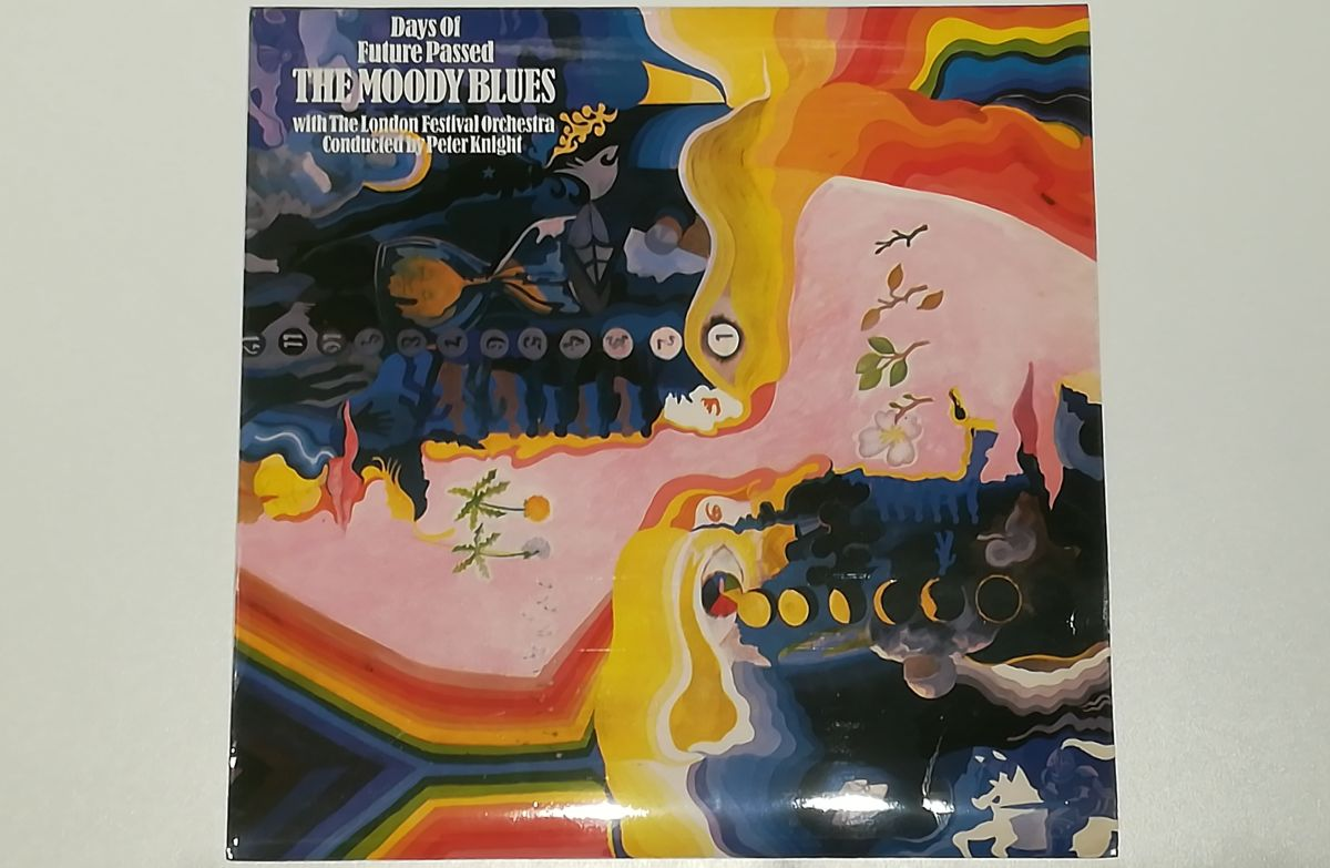 The Moody Blues - Days Of Future Passed (VG++/VG+)